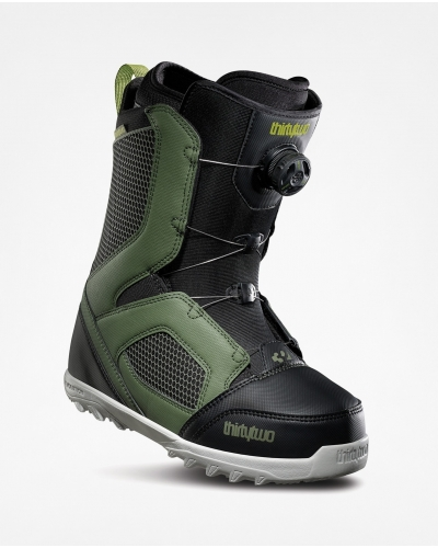 THIRTYTWO Stw Boa olive/black W18