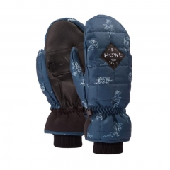 HOWL Jed Mitts blue