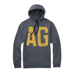 ANALOG Agent Pullover Hoodie Heather faded