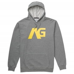 ANALOG Agent Pullover Hoodie Heather Grey