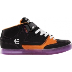 ETNIES Number Mid (black/purple) FW13