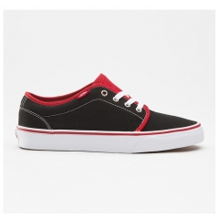 VANS 106 Vulcanized (Black/Chili Pepper Red)