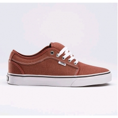 VANS Chukka Low (red/washed)