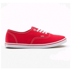 VANS Authentic Lo Pro (True Red/True White)