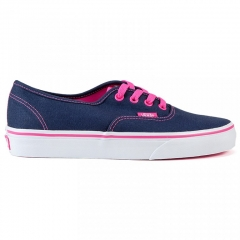 VANS Authentic (dress blues/pink glow)