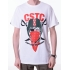CROOKS AND CASTLES CSTC Tee white